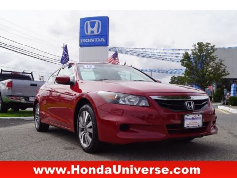 Pre Owned 2012 Honda Accord 2dr I4 Auto EX