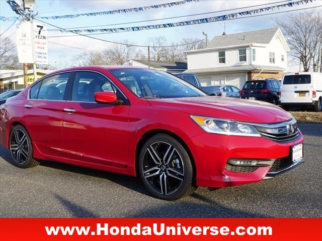 new 2017 honda accord sport se cvt sport special edition 4dr sedan cvt in lakewood ha141207. Black Bedroom Furniture Sets. Home Design Ideas