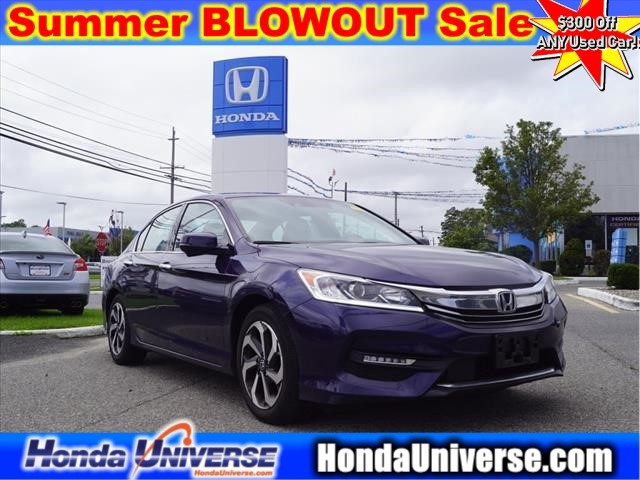 Http Www Hondauniverse Inventory Used 2016 Honda Accord 4dr V6 Auto Ex L Wnavi Sen Fwd Sedan And Sensing