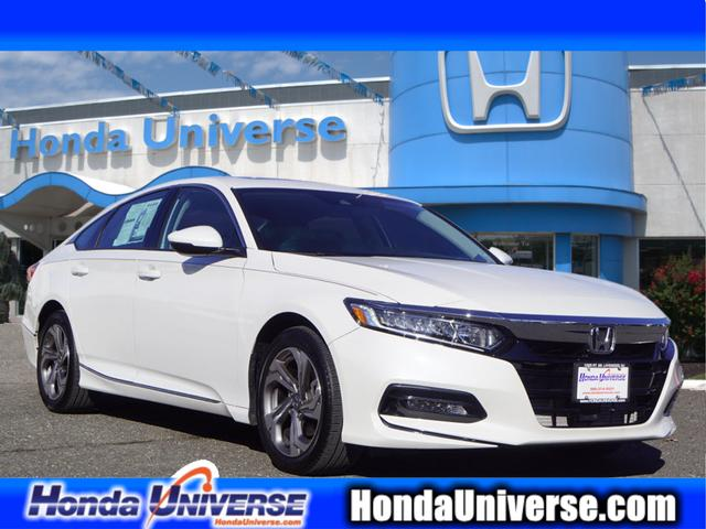 New 2018 Honda Accord EX-L Navi 1.5T CVT