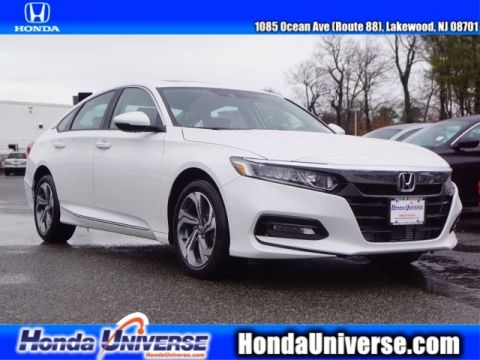 2020 Honda Accord EX-L 2.0T