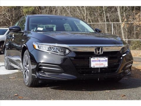 honda accord black edition 2019