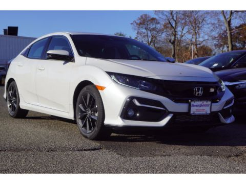 New 2020 Honda Civic EX-L CVT